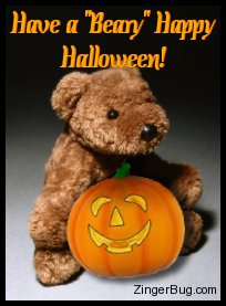 Happy Halloween Glitter Graphics Comments Gifs Memes