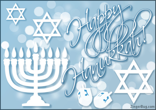 Click to get the codes for this image. Happy Hanukkah Collage, Hanukkah Glitter Graphic, Comment, Meme, GIF or Greeting