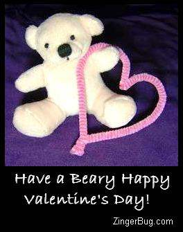 Click to get the codes for this image. Photo of a teddy bear with a pink heart