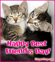 Click to get the codes for this image. Happy Best Friend's Day!